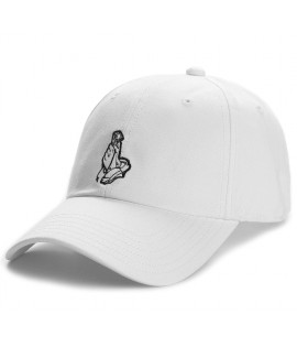 Casquette Incurvée Cayler & Sons Blessed Cap Blanc