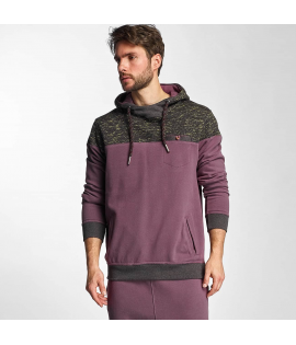 Sweat Capuche Just Rhyse Capetown Hoody Violet