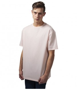 T-shirt Oversize Urban Classics Rose Ample
