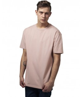 T-shirt Oversize Urban Classics Light Rose Ample