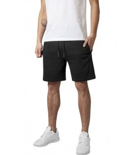Short Urban Classics Interlock Sweatshorts Noir