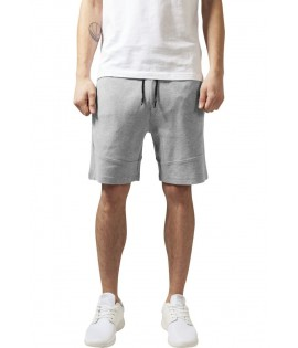 Short Urban Classics Interlock Sweatshorts Gris