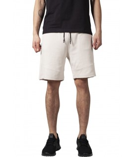 Short Urban Classics Interlock Sweatshorts Beige