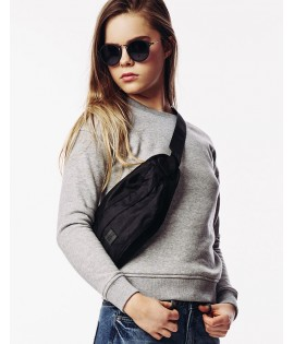 Banane Shoulder Bag Noir