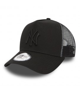 Casquette Trucker New Era New York Yankees Essential Truck Noir
