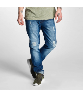Jean Just Rhyse Tulum Straight Fit Jeans Blue