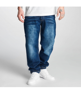 Jean Baggy Thug Life Primorsk Carrot Fit Jeans Blue
