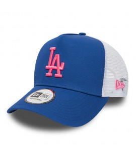 Casquette Trucker New Era Los Angeles Essential Truck Bleu