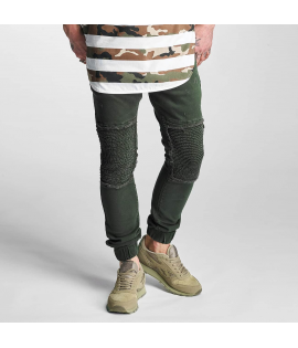 Jean Slim Fit 2Y Denim Jogger Olive
