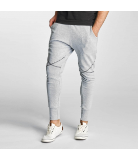 Bas de jogging Just Rhyse Ocean City Gris/Noir