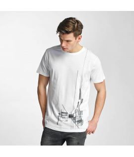 Cazzy Clang Berkeley T-Shirt White