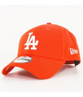 Casquette Incurvée New Era Los Angeles Dodgers Orange Pack 9Forty Orange