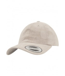 Casquette Velours Sand Flexfit Velours Low Profile
