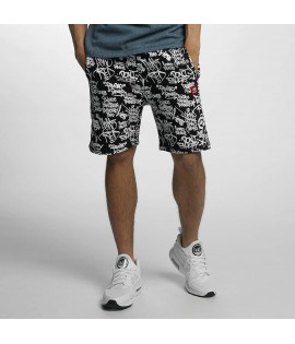 Short Ecko Unltd. Allover Noir