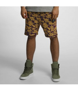 Short Ecko Unltd. Allover Violet