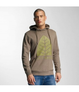 Sweat Capuche Just Rhyse Cloverdale Hoody Brun