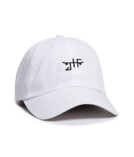 Casquette Just Have Fun Classic Skate Dad Hat Blanc