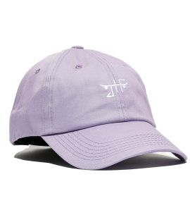 Casquette Just Have Fun Classic Skate Dad Hat Lavande