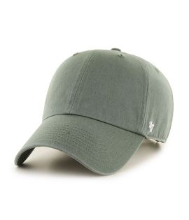 Casquette 47 Brand Clean Up Classic Blank Olive