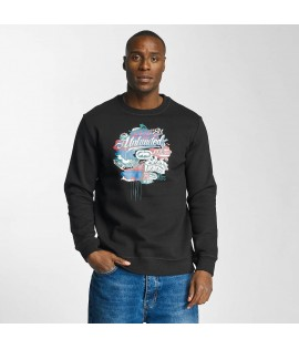 Sweat Ecko Unltd. Retro Crewneck Noir