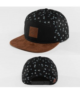 Casquette Snapback Just Rhyse Happy Trees Noir