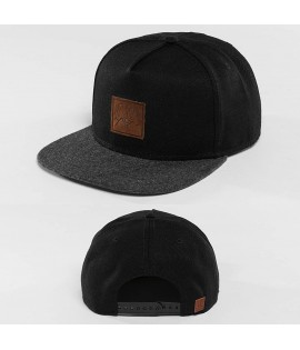 Casquette Snapback Just Rhyse Nature Rhyser Noir