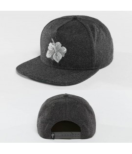 Casquette Snapback Just Rhyse Hawaiian Anthracite