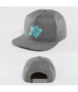 Casquette Snapback Just Rhyse Hawaiian Gris