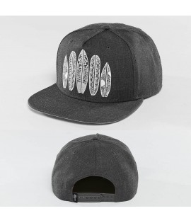 Casquette Snapback Just Rhyse Summerland Anthracite