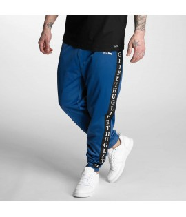 Bas de jogging Thug Life Two Stripes Bleu