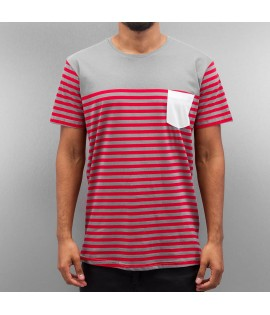 T-shirt Cazzy Clang *B-Ware* Strong Rouge/Gris