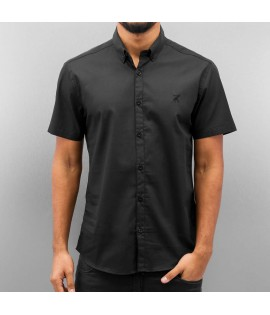 Chemise manches courtes Cazzy Clang *B-Ware* Noir