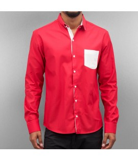 Chemise Cazzy Clang *B-Ware* Quinn Rouge