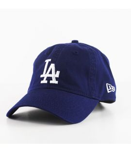 Casquette Incurvée New Era Los Angeles Dodgers Unstructured 9Forty Bleu