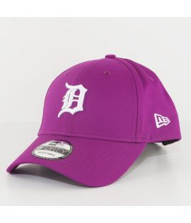 Casquette Incurvée New Era Detroit Tigers Brights 9Forty Violet