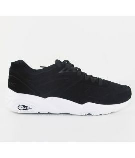 Baskets Puma R698 Soft Noir Trinomic