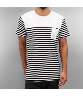 T-shirt Cazzy Clang Strong *B-Ware* Noir/Blanc