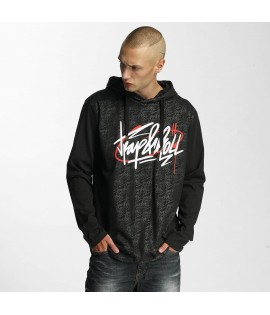 Sweat Capuche Dangerous DNGRS Trapper Noir