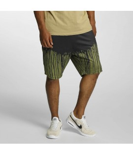 Dangerous DNGRS Rainy Shorts Olive/Black