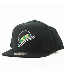 Casquette Mitchell & Ness Boston Celtics Snapback NBA Noir
