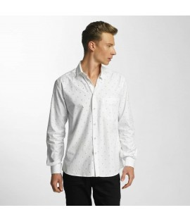 Chemise Cazzy Clang Cross *B-Ware* Blanc