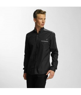 Chemise Cazzy Clang Riono *B-Ware* Noir