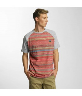 T-Shirt Just Rhyse Los Osos Rouge