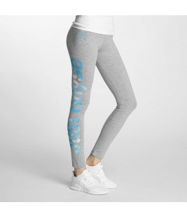 Leggings Just Rhyse Unimak Gris/Bleu