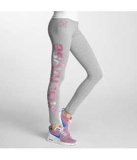 Leggings Just Rhyse Unimak Gris/Rose