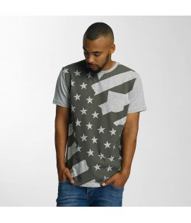 T-shirt Just Rhyse Meadow Lakes Gris