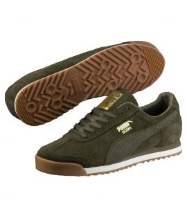 Baskets Puma Roma Natural Warmth Olive
