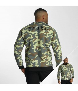 Sweat Thug Life Attack Camouflage