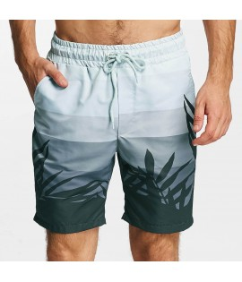 Short de bain Just Rhyse Ocean City Swim Aqua
