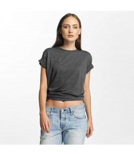 T-Shirt Cyprime Basic Organic Cotton Oversized Anthracite